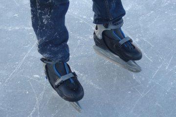 Ice Skating Camp 2017