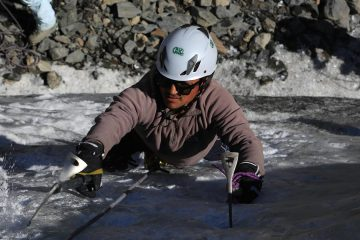 National Youth Mountaineering & Ice Climbing Camp 2017