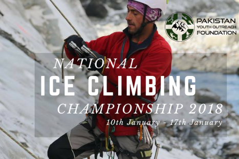 3rd National Ice Climbing Championship 2018