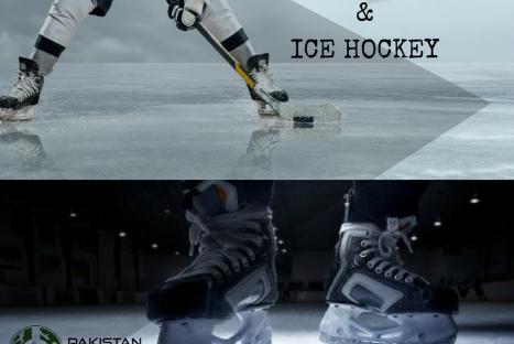National Ice Skating and Ice Hockey basic training