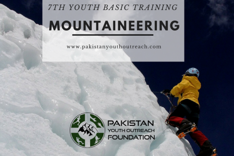 7th Youth Mountaineering Camp