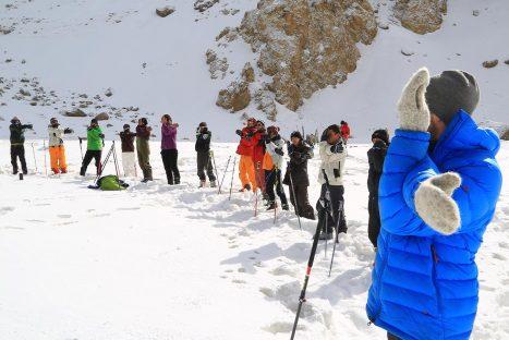 "Youth Ski Camp  ""local "" 2017"