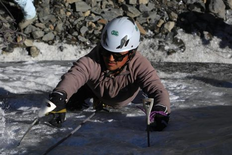 Youth Mountaineering & National Ice Climbing Championship 2017